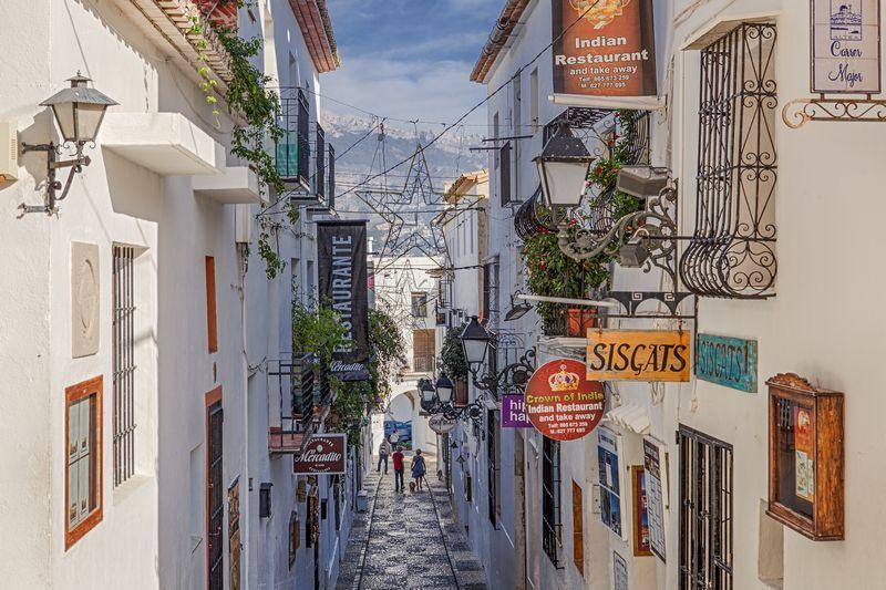 Costa Blanca Booking Information Altea Beautiful